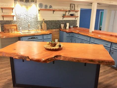 Diy Wood Kitchen Island Top