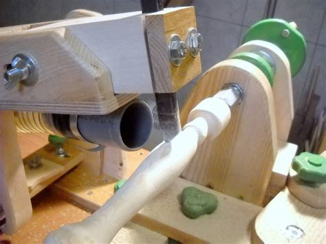 Diy Wood Lathe Copy Attachment How To Do It
