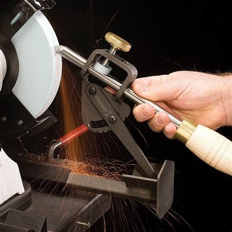 Diy Wood Lathe Grinding Jig Systems