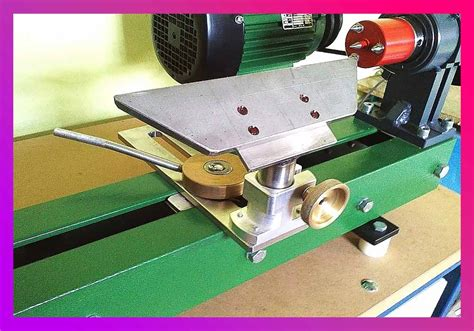 Diy Wood Lathe Parts