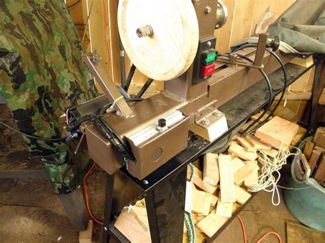Diy Wood Lathe Speed Controller