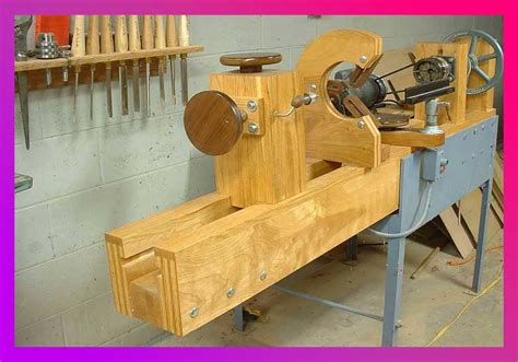Diy Wood Lathe Tools