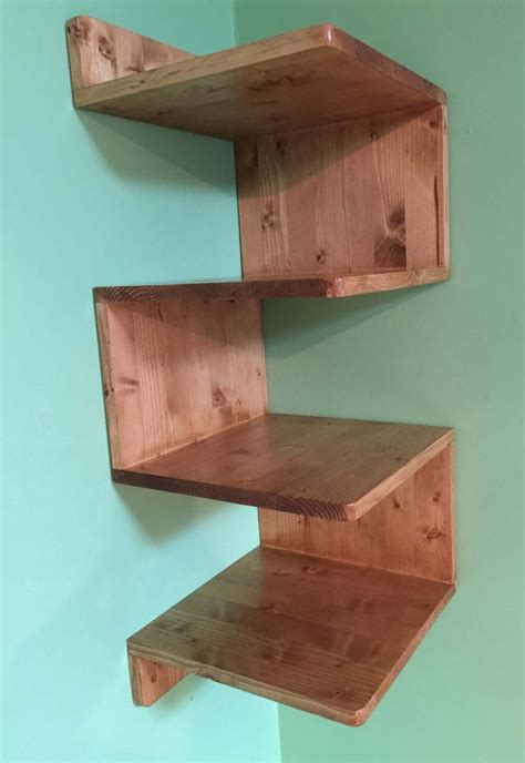 Diy Wood Ledge Shelves