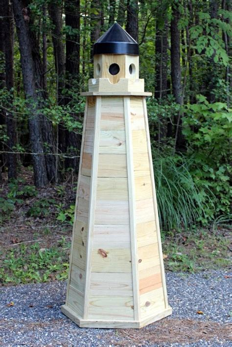 Diy Wood Lighthouse