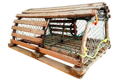 Diy Wood Lobster Trap
