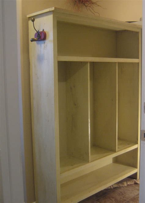 Diy Wood Lockers