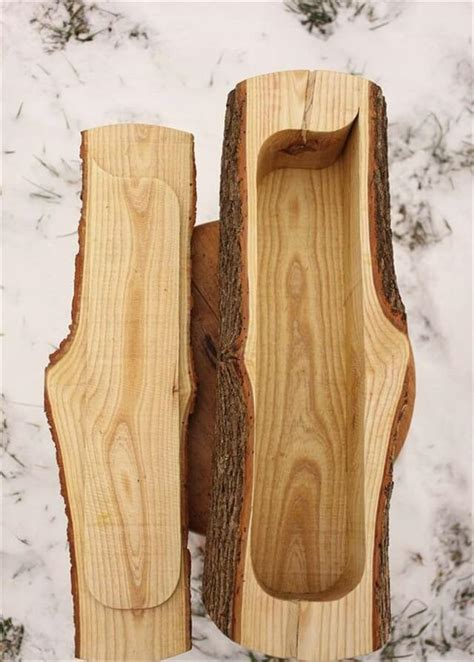 Diy Wood Log Projects Ideas