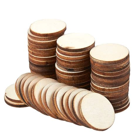 Diy Wood Log Rounds
