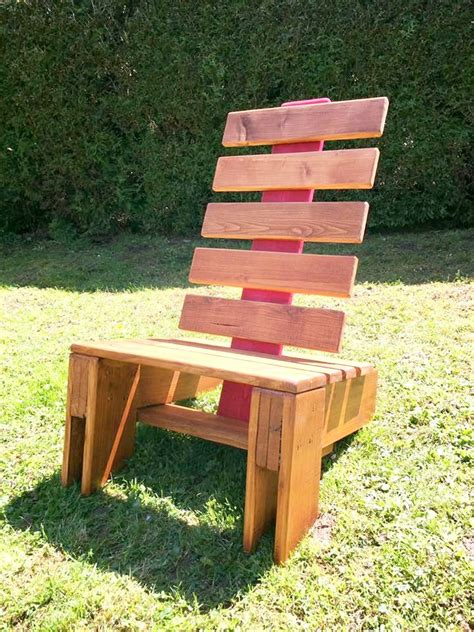 Diy Wood Lounge Chair Projects
