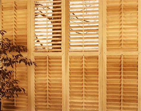 Diy Wood Louvers Operable
