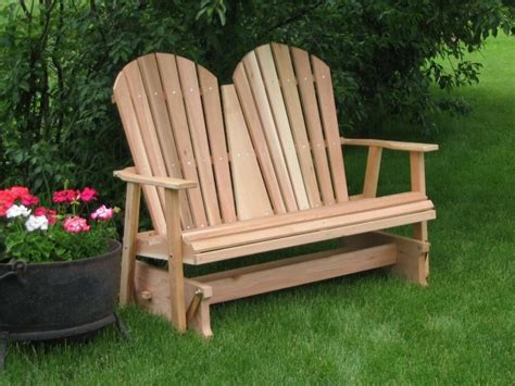 Diy Wood Loveseat Rocker