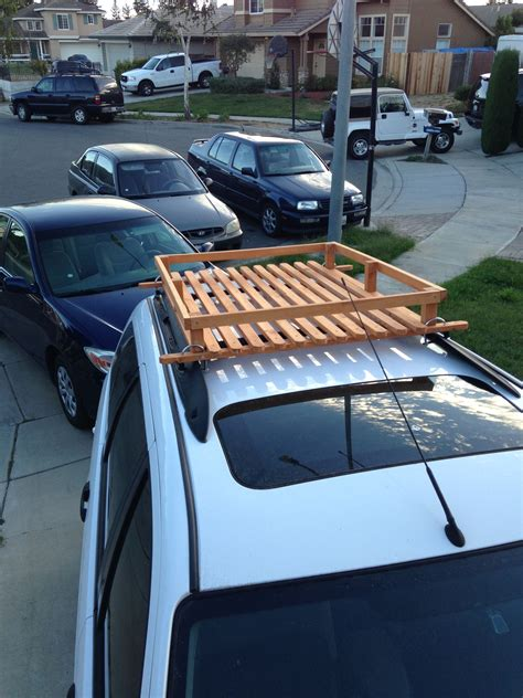 Diy Wood Luggage Rack