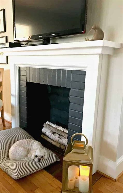 Diy Wood Mantels For Fireplaces