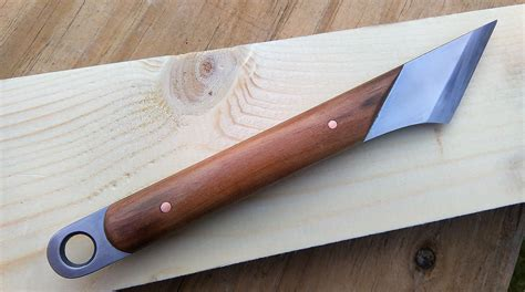 Diy Wood Marking Knife