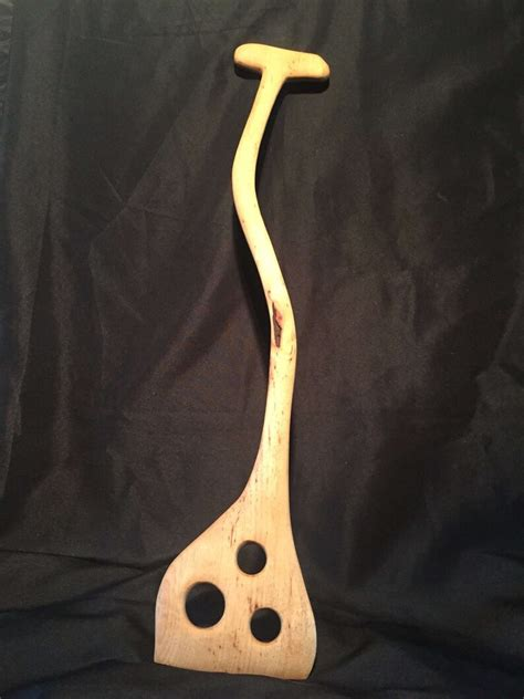 Diy Wood Mash Paddle