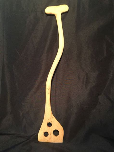 Diy Wood Mash Paddle Template