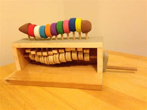 Diy Wood Mechanical Toys