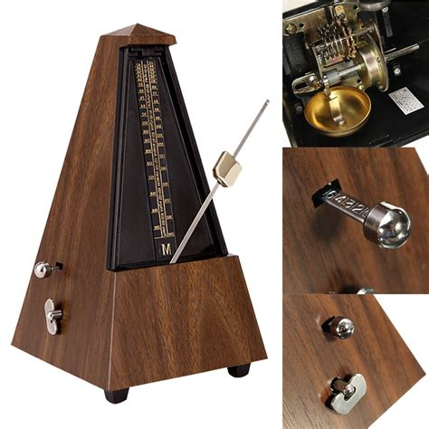 Diy Wood Metronome For Piano
