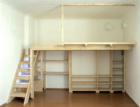 Diy Wood Mezzanine Plans