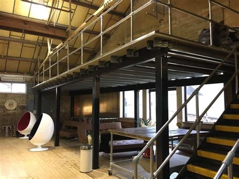 Diy Wood Mezzanine Warehouse