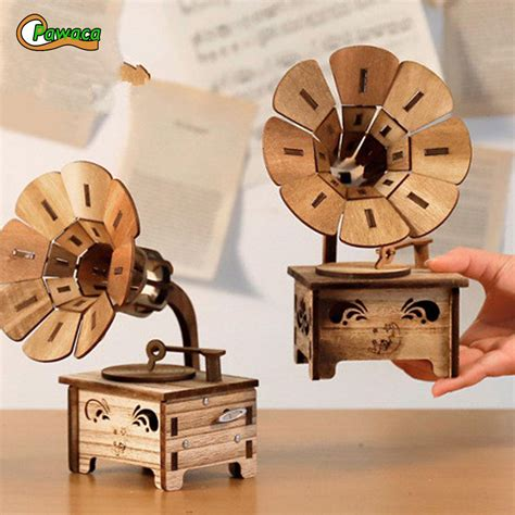 Diy Wood Music Box