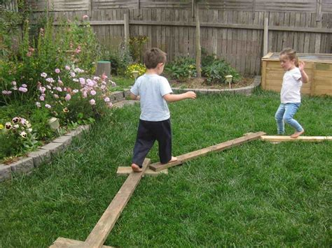 Diy Wood Obstacle Course