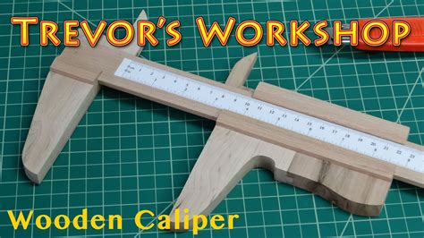 Diy Wood Outside Calipers