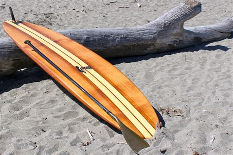 Diy Wood Paddle Board Kit