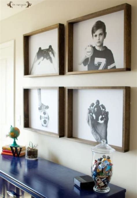 Diy Wood Painting Frame