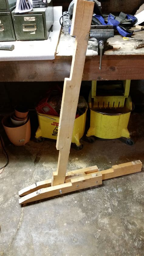 Diy Wood Pallet Buster Northern