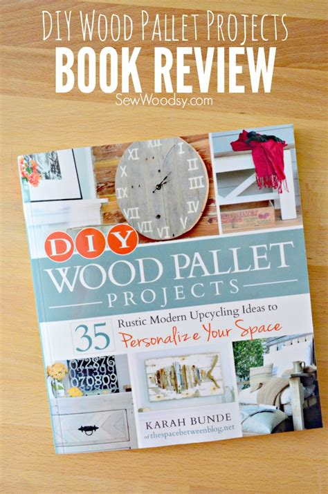 Diy Wood Pallet Project Books