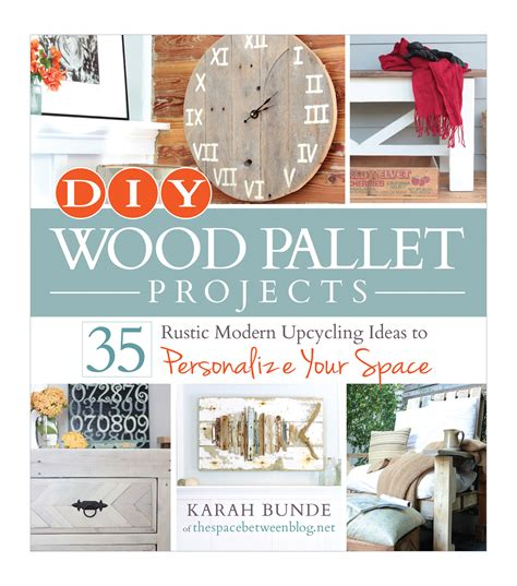 Diy Wood Pallet Projects Karah Bunde