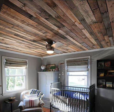 Diy Wood Panel Bedroom Ceiling Designs