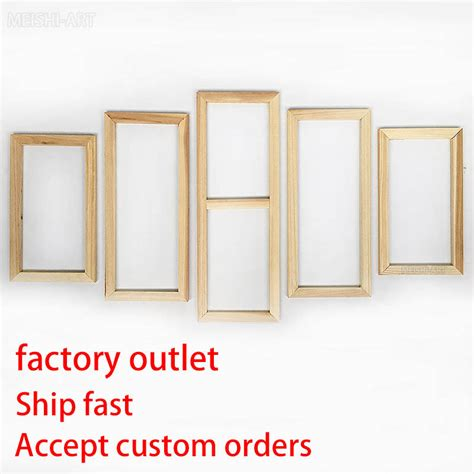 Diy Wood Panel Picture Frames
