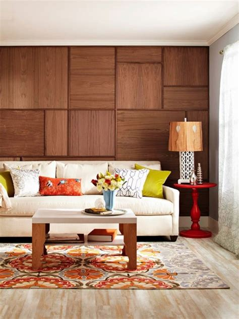 Diy Wood Paneled Wall