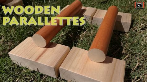 Diy Wood Parallette Bars Reviews