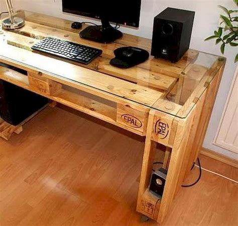 Diy Wood Pc Table