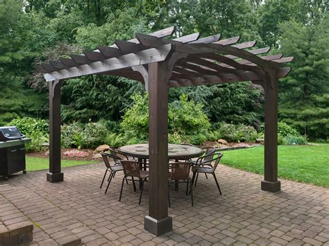 Diy Wood Pergola Kits