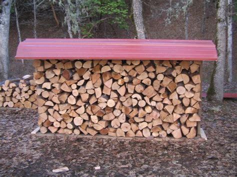 Diy Wood Pile Covers
