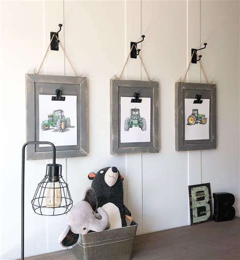 Diy Wood Plank Frames W