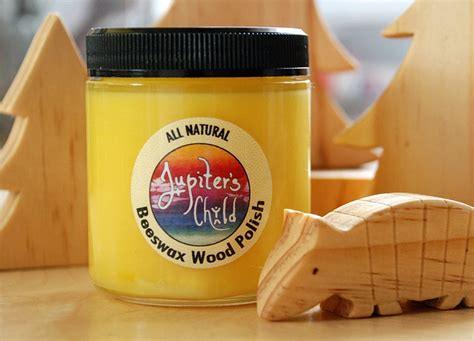 Diy Wood Polish With Jojoba Oil