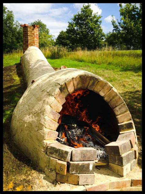 Diy Wood Pottery Kiln