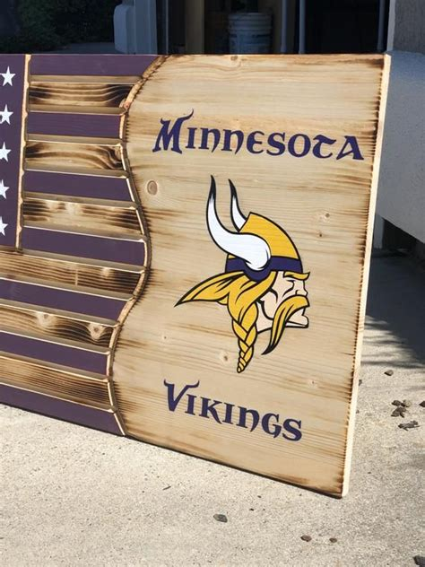 Diy Wood Projects Mn Vikings