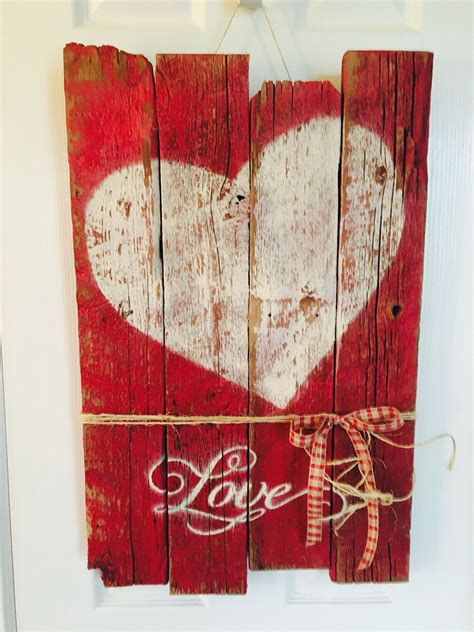 Diy Wood Projects Valentines Day Quotes