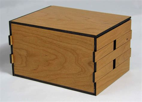 Diy Wood Puzzle Box Plans