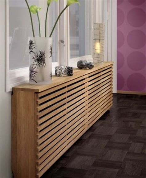 Diy Wood Radiator Cover