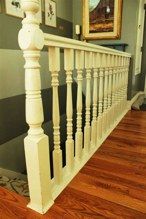 Diy Wood Railing