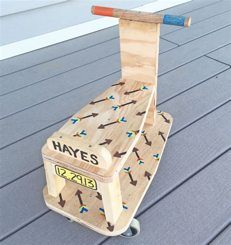 Diy Wood Riding Toys