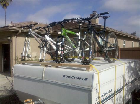 Diy Wood Roof Rack For Pop Up Camper