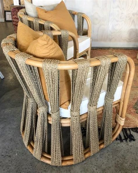 Diy Wood Rope Chair